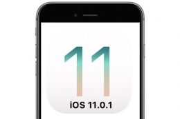 Disponibile iOS 11.0.1 per iPad e iPhone.