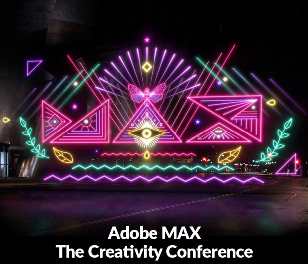 Adobe Max 2018, le novita' Creative Cloud 2019.